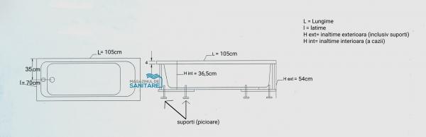 Cada 105x70 cm Mikass-big