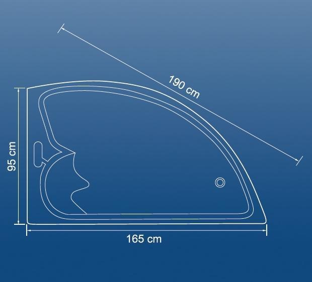 Cada colt asimetrica 165x95 cm Liverpool-big