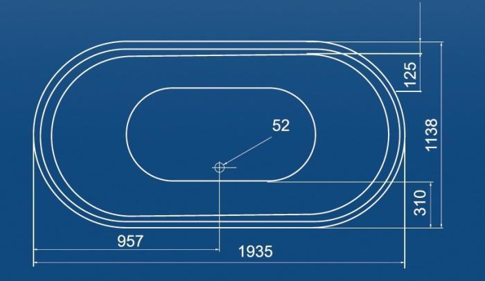 Cada 192x117 cm Kos-big