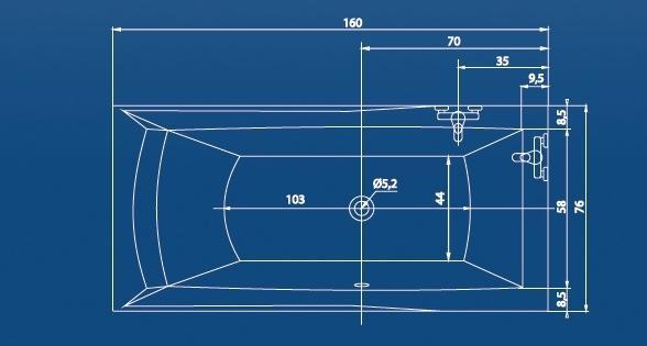 Cada 190x90 cm Orient-big
