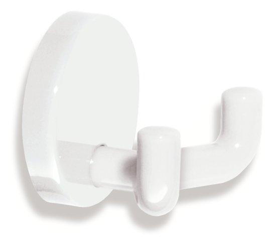Cuier dublu poliamida 43,5x50mm Hewi-big
