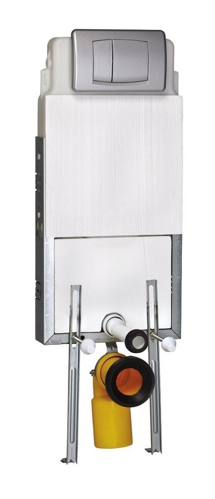 Rezervor incastrat cu functie Dual Flush-big