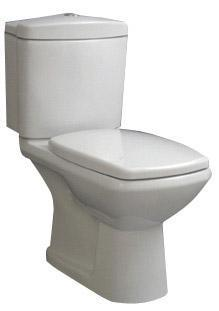 Vas WC evacuare verticala 73x42 cm Style -big