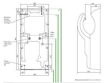 Uscator de maini Dyson Airblade dB mk22