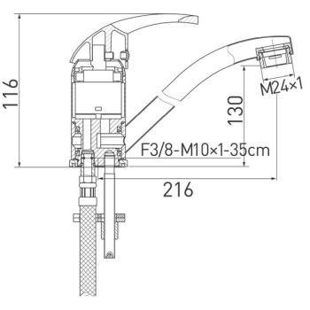 Baterie bucatarie BOA4 Ascoli1