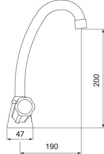 Baterie bucatarie BST4 Standard1