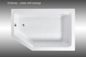 Cada 150x100 cm Extensy cu suprafata anti-alunecare3