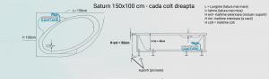 Cada 150x100 cm Saturn2