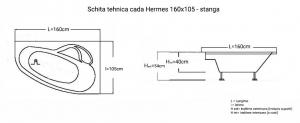 Cada 160x105 cm Hermes5