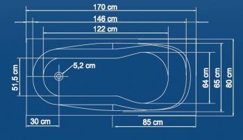 Cada 170x80 cm Mallorca1