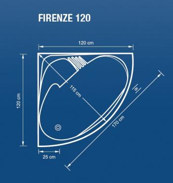 Cada 120x120 cm Firenze1