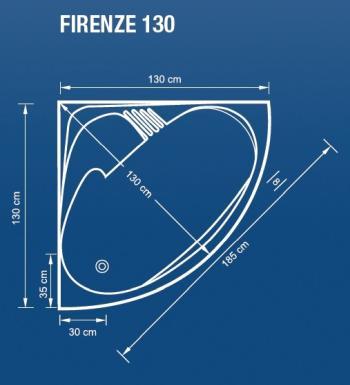 Cada 130x130 cm Firenze1