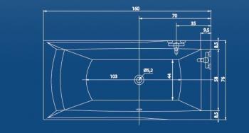 Cada 190x90 cm Orient1