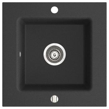 Chiuveta bucatarie granit 50x50 cm DRG50/50B