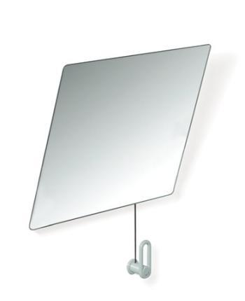 Oglinda ajustabila 600x540x6 mm Hewi