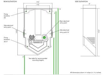 Uscator de maini Dyson Airblade V2