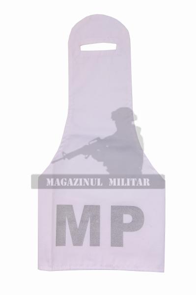 Brasarda alba MP (Military Police) 0