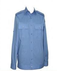 Camasa-bluza, maneca lunga, cu banda in terminatie, barbati [0]