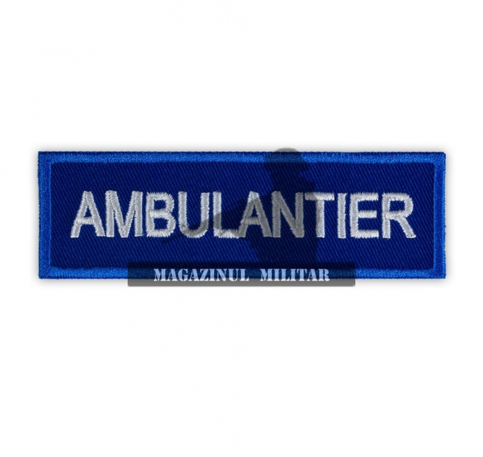 Ecuson AMBULANTIER [0]