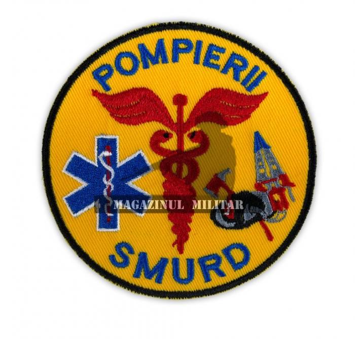 Ecuson Pompieri - SMURD [0]