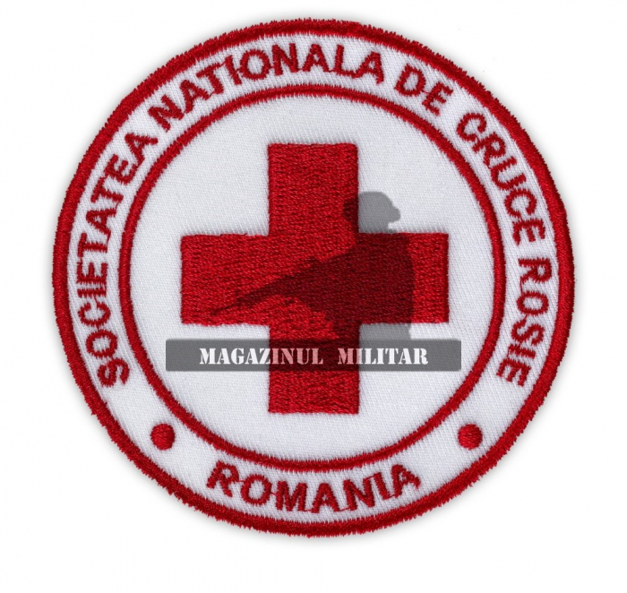 Emblema Crucea Rosie [0]