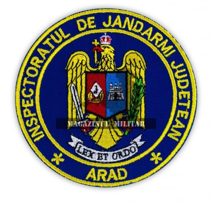 Emblema IJJ Arad 0