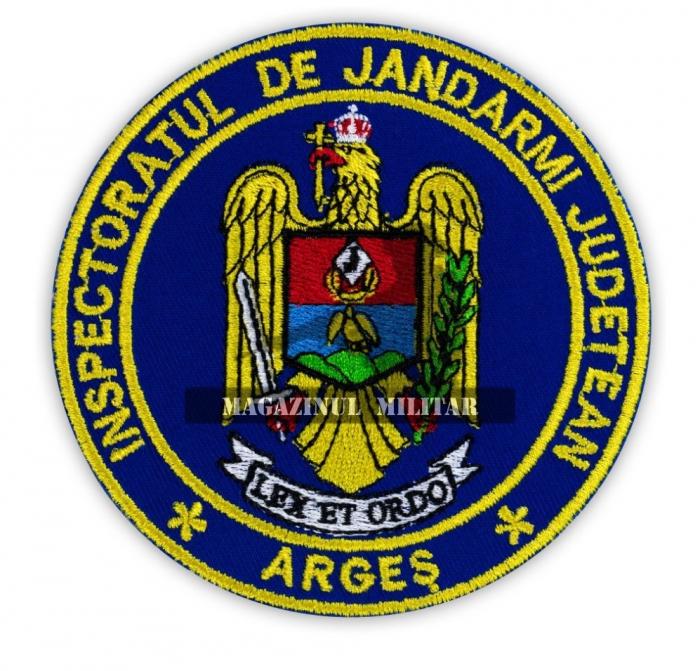 Emblema IJJ Arges 0