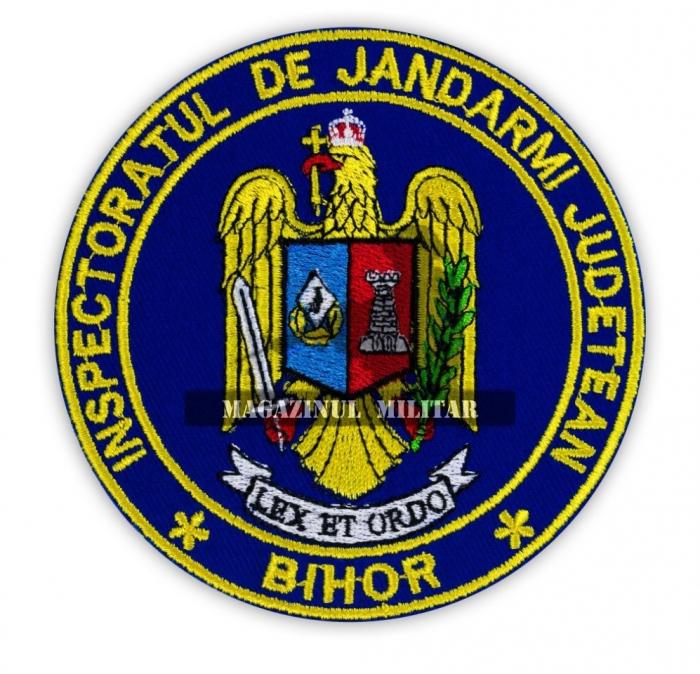 Emblema IJJ Bihor 0