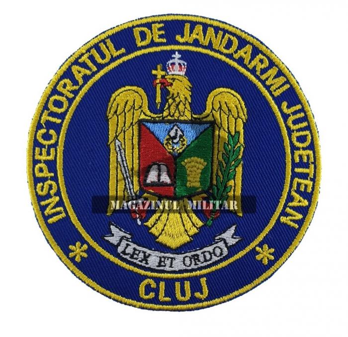 Emblema IJJ Cluj 0