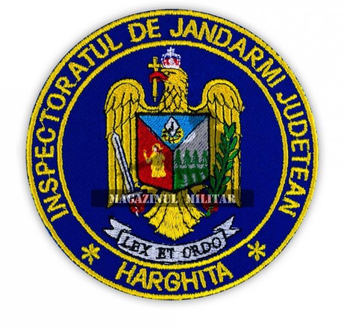 Emblema IJJ Harghita 0