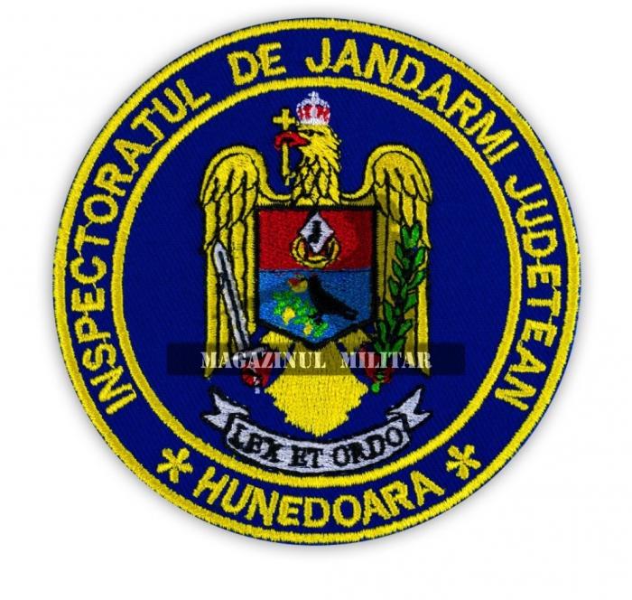 Emblema IJJ Hunedoara 0