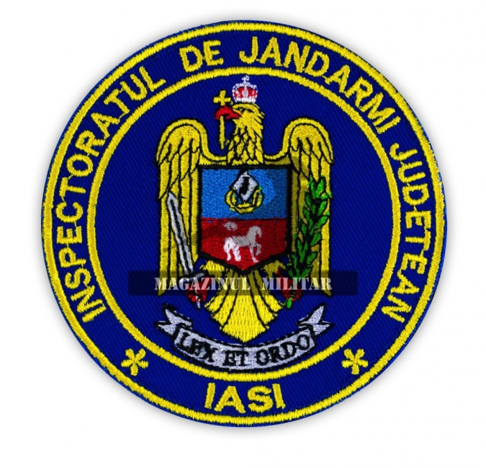 Emblema IJJ Iasi 0