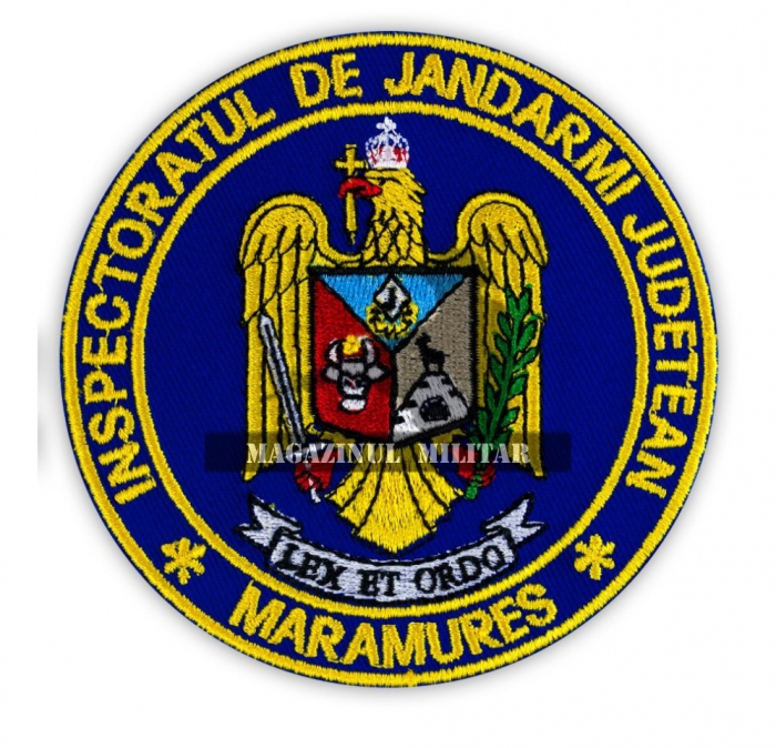 Emblema IJJ Maramures 0