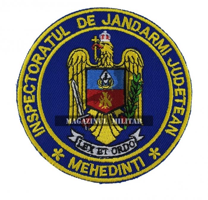 Emblema IJJ Mehedinti 0