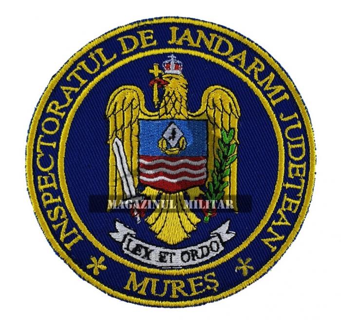 Emblema IJJ Mures 0