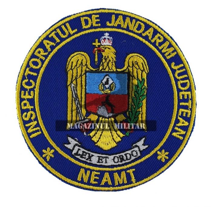 Emblema IJJ Neamt 0
