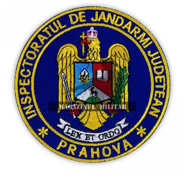 Emblema IJJ Prahova 0