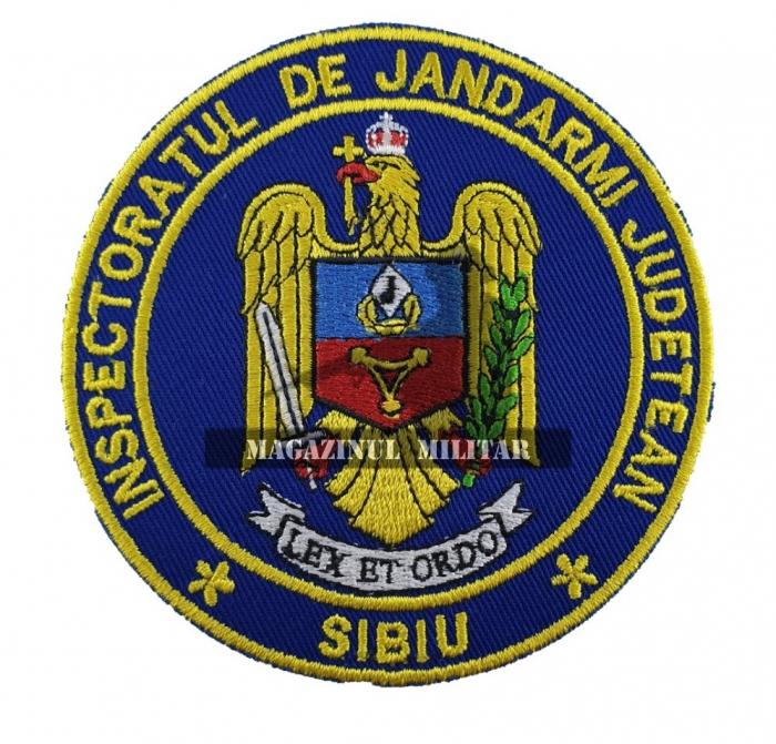 Emblema IJJ Sibiu 0