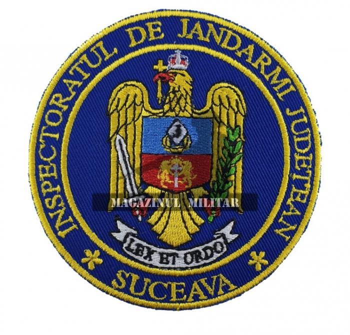 Emblema IJJ Suceava 0