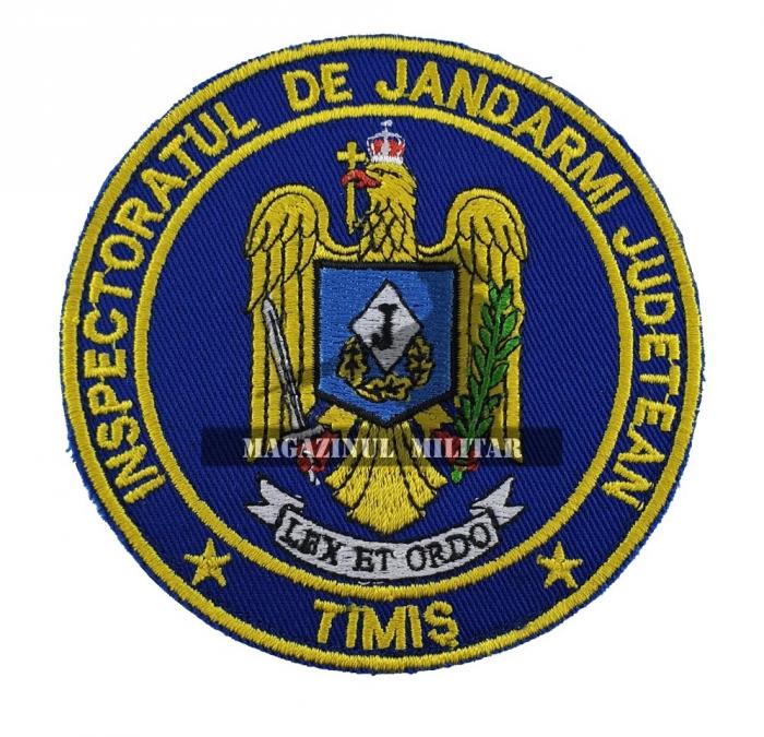 Emblema IJJ Timis 0