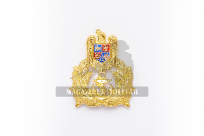 Emblema metalica sapca/caciula Forte Navale [0]