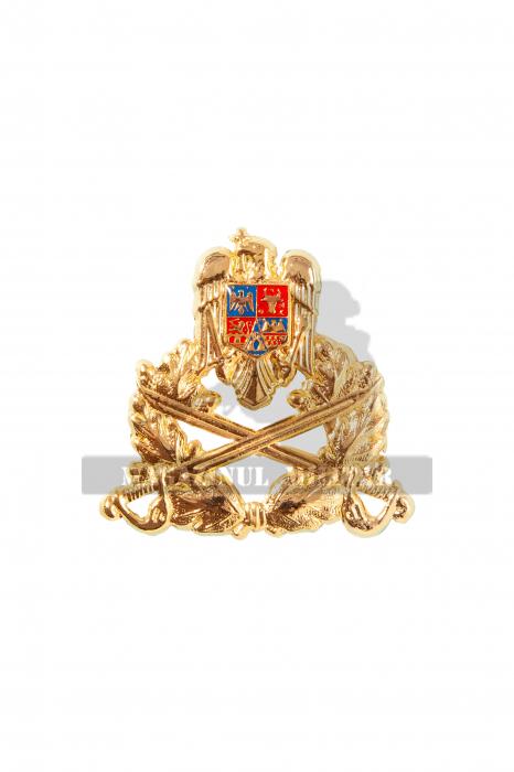 Emblema metalica caciula/sapca Forte Terestre [0]