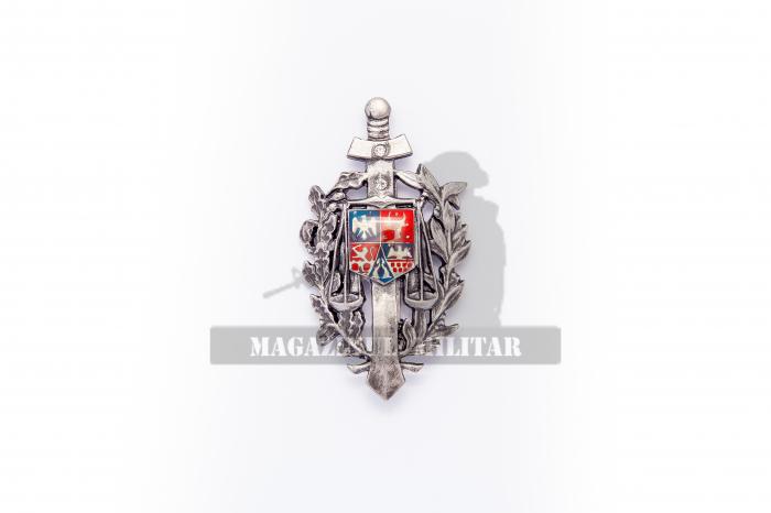 Insigna absolvent Justitie militara [0]