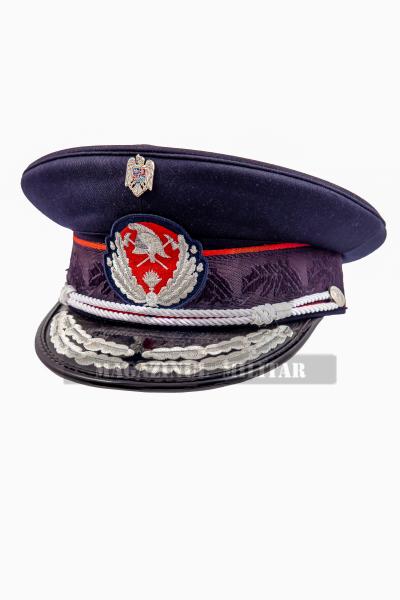 Sapca stofa completa, vara, ofiteri superiori (F) 0