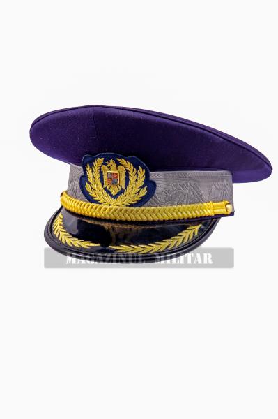 Sapca stofa, vara, subinspectori, inspectori si inspectori-principali (F) [0]