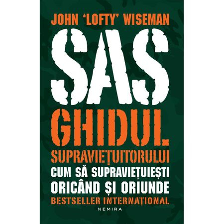 SAS Ghidul supravietuitorului 0