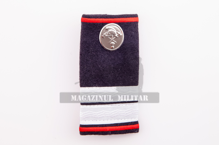 Suport cu insemne grad, sergent major (semna arma metalic) 0