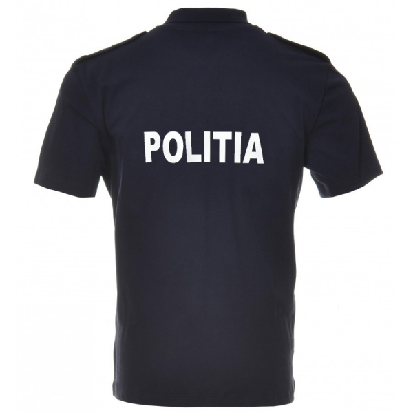 Tricou polo inscriptionat 0