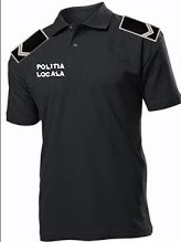 Tricou polo inscriptionat (F) 0