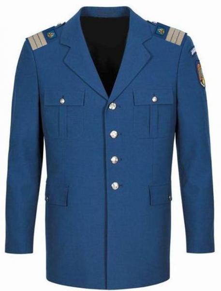 Veston uniforma reprezentare vara, jandarmerie, femei 0
